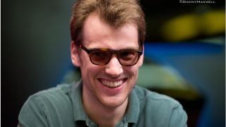 Christoph Vogelsang hat es ebenfalls ins Finale des $100k Super High Roller geschafft!