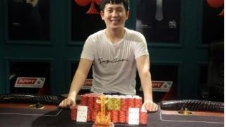 Chen Qin gewann die Beijing Millions nach einem Deal der letzten vier Spieler