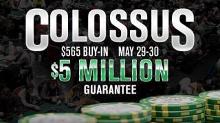 Colossus WSOP