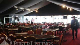 Full Tilt Galway Festival Zelt