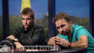 Daniel Negreanu 2013 WSOP EuropeEV0725K NLH High RollerFinal TableGiron8JG3366