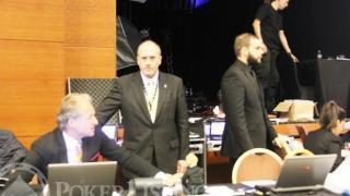 Poker Floorman Prag 2014