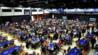 Eureka Poker Tour Prag 2014