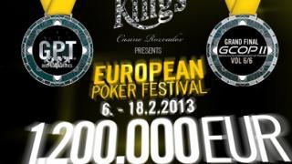 European Poker Festival