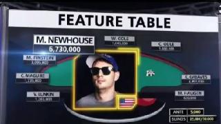 Feature Table WSOP Main Event 2014 Folge 7 und 8
