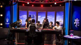 Final Table 25k HIgh Roller WSOP APAC 2014