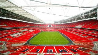 Ghnende Leere im Wembley
