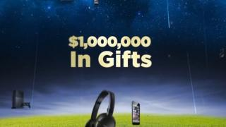 Gift Showers 888poker promotion