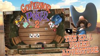 Governor of Poker 2 Logo