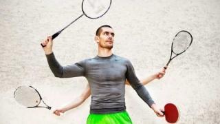 Gus Hansen Squash