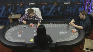 Das Heads-Up der WPT National Wien 2014