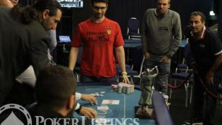 Das Heads-Up des Battle of Malta 2014