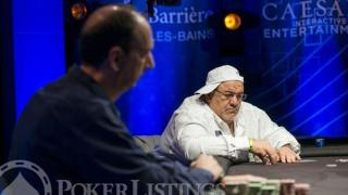 Heads Up Erik Seidel Roger Hairabedian2013 WSOP EuropeEV052K NLHFinal TableGiron8JG1153