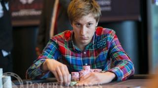 Henrik Johansson 2013 WSOP EuropeEV021K Re entryDay 2Giron8JG9476