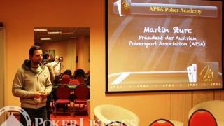 Martin Sturc APSA
