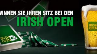 Irish Open Banner