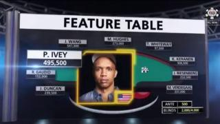 Feature Table WSOP Main Event Folge 1