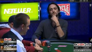 Hand der Woche – Hohe Pokerkunst mit Davidi Kitai