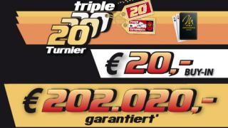 Logo Triple 20