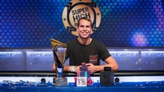 Martin Finger Super High Roller EPT London