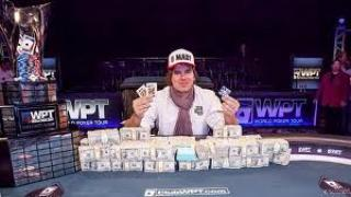 Marvin Rettenmaier WPT WC