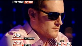 Matt Frankenberger poker player