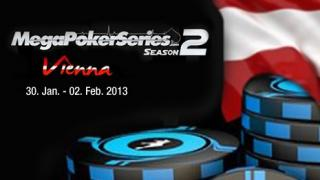 Mega Poker Series Vienna