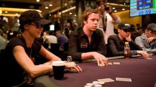 Patric bei den Aussie Millions 2008