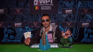 Mohamed El Bakkouri gewinnt die WPT National Brüssel