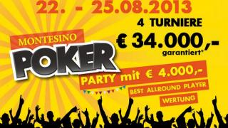Montesino Poker Party2
