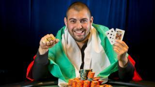 Naydenov WSOP winner