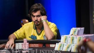 Nicolau Villa Lobos 2013 WSOP EuropeEV0725K NLH High RollerFinal TableGiron8JG3400