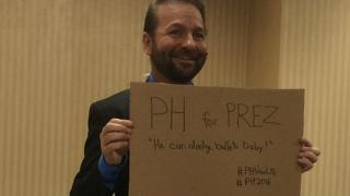 Daniel Negreanu macht Wahlkampf für Phil Hellmuth