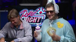 Phil Hellmuth als Baby