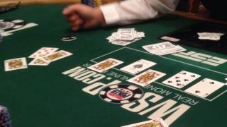 double Queens of Heart poker cheat