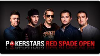Red Spade Open