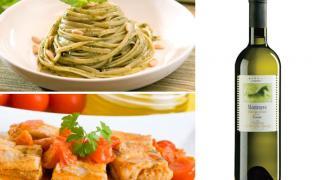 Sanremo menu