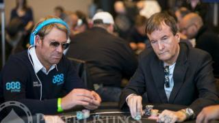 Shane WarnerDavid Davilfish Ulliott2013 WSOP EuropeEV063K PLO Mixed MaxFinal TableGiron8JG1530