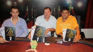 Sieger Main Event Igor Urbanovsky
