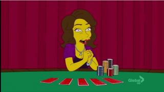 Simpsons poker4