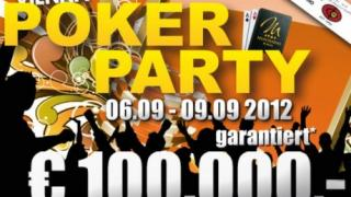 Vienna Poker Party