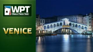 WPT Venedig Logo