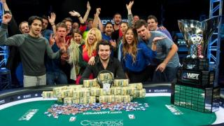 chris moorman la poker classics 2014
