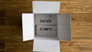 empty box 01