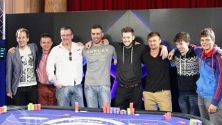 eureka final table