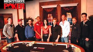 Lineup High Stakes Poker Season 6