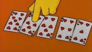 homer straight flush