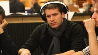 Marvin Rettenmaier beim EPT London Main Event 2014