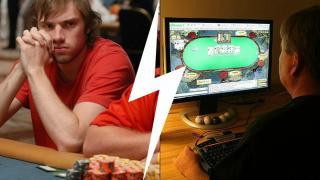 online-poker vs live-poker
