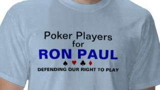 poker players ron paul